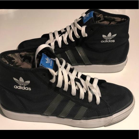 47985cec0f adidas Shoes   Nizza Hi   Poshmark